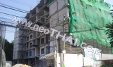 24 January 2014 Siam Oriental Elegance 2 - construction site