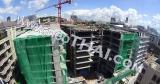 13 November 2014 Siam Oriental Tropical Garden - construction site foto