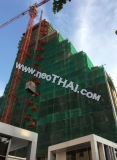 28 November 2014 Southpoint Condo - construction site