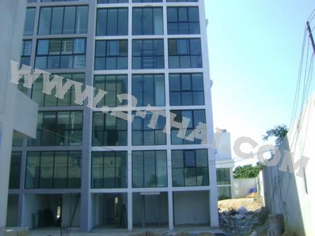 Suan Sawarn Condominium Pattaya