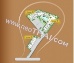 Hua Hin, Appartamento - 41 mq; Prezzo di vendita - 2.100.000 THB; The 88 Condo Hua Hin