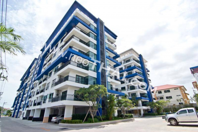 The Blue Residence Pattaya