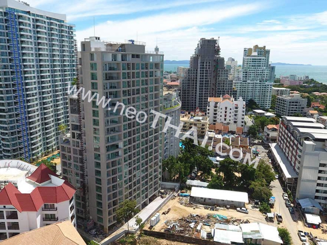 เดอะ คลาวด์ The Cloud Condominium Pratumnak พัทยา