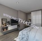 Pattaya, Apartment - 68 sq.m.; Sale price - 4.750.000 THB; The IVY Jomtien