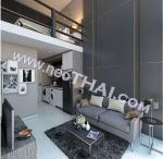 Pattaya, Apartment - 30 sq.m.; Sale price - 2.250.000 THB; The IVY Jomtien
