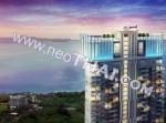 Pattaya, Apartment - 68 sq.m.; Sale price - 7.080.000 THB; The Luciano Pattaya