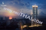 Pattaya, Apartment - 28 sq.m.; Sale price - 2.880.000 THB; The Luciano Pattaya