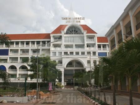 The Majestic Jomtien Condominium Pattaya