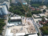 28 กันยายน 2563 The Panora Pattaya  construction site