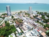 18 5月 The Panora Pattaya  construction site