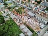18 November 2020 The Panora Pattaya  construction site