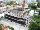 28 Syyskuu The Panora Pattaya  construction site