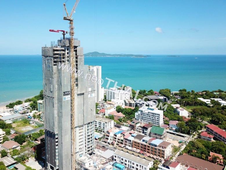 Construstion progress, June, July