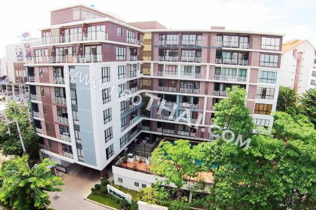 The Pride Condominium Pattaya