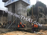 17 January 2018 The Riviera Jomtien constuction update