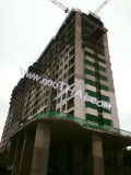04 October 2015 The Trust Condo North Pattaya - construction site pictures