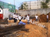 07 January 2014 VN Residence 3 Condo - construction site foto