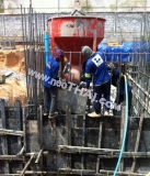 14 February 2014 VN Residence 3 - construction site foto