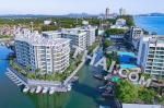 Pattaya, Apartment - 91 sq.m.; Sale price - 7.460.000 THB; Whale Marina Condo