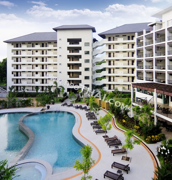 Wongamat Privacy Residence Pattaya